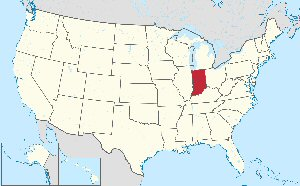 09ab 300 Location of Indiana State