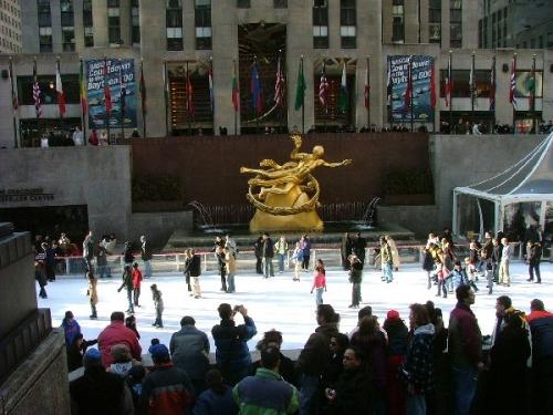 03b 600 Rockfeller Center Ice Skate