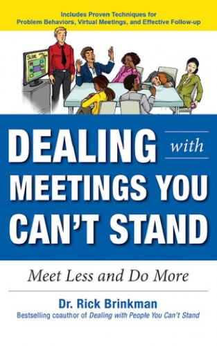 03a 600 Dealing with meetings you cannot stand