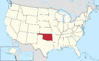 04fb 350 Location of Oklahoma