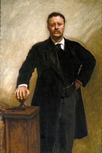 03c 600 Theodore Roosevelt 26th