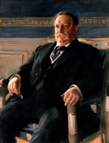 03c 600 Portrait of William Howard Taft