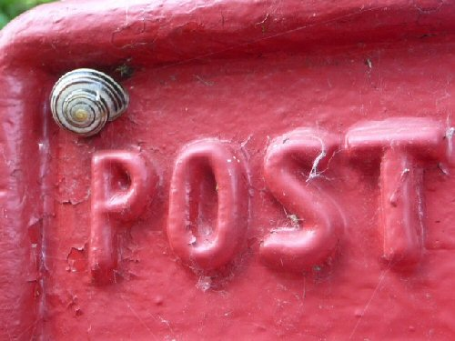 03bc 500 snail mail post