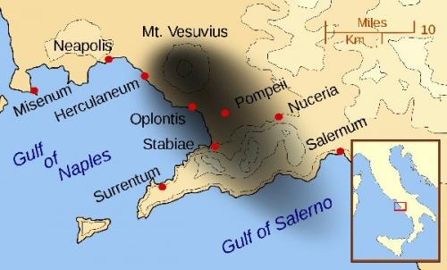 04ac 600 map with Mt Vesuvius