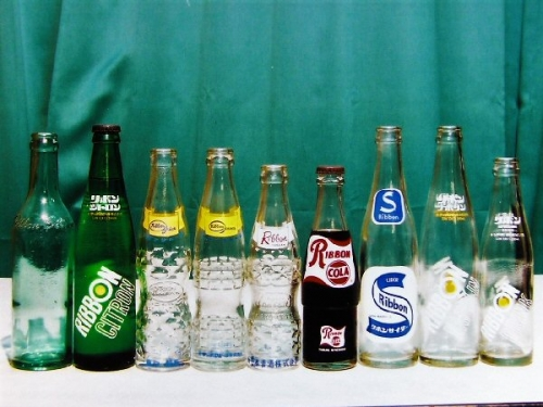 03aa 600 Ribbon Citron Bottles