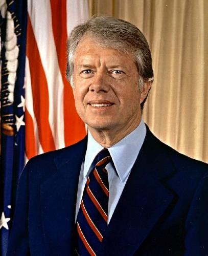 03d 500 Jimmy Carter official photo 1977