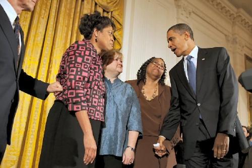 03b 600 President Obama Hate Crime Prevention Act