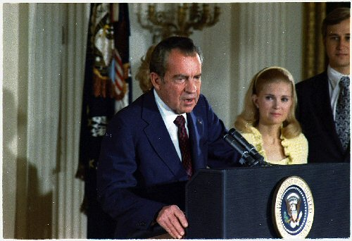 03c 500 Farewel speech Nixon