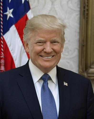 03c 500 Donald Trump