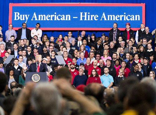 09aa 500 speech to automobile Michigan