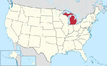 09ab 350 location of Michigan