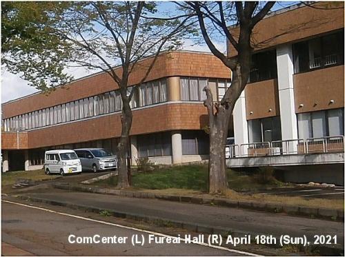 1bb 600 20210418 Com_Center Fureai Hall
