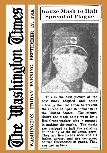 3a 700 1918 Spanish Flu