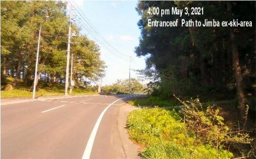 1a 600 01 20210503 Entrance of Path to Jimba