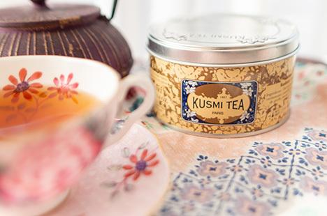 KUSMI TEA クスミティー カシミールチャイ