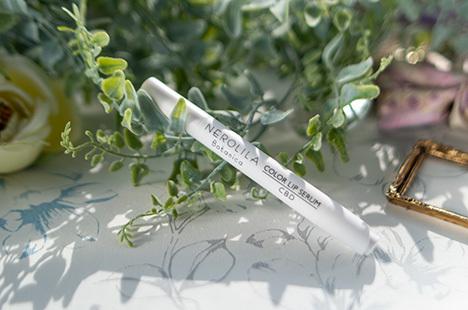 NEROLILA Botanica(ネロリラ ボタニカ) CBDリップグロス プラムダスク