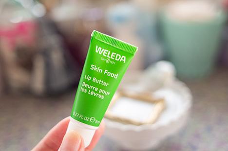 WELEDA(ヴェレダ)スキンフード リップバター