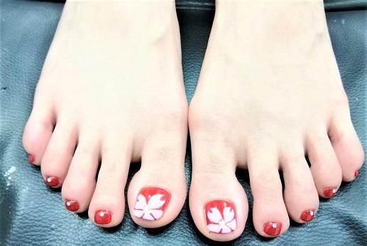 FOOT桜