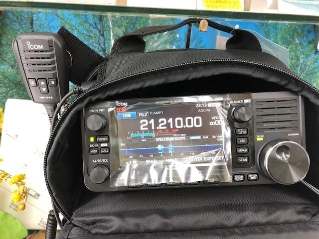 IC-705入荷7