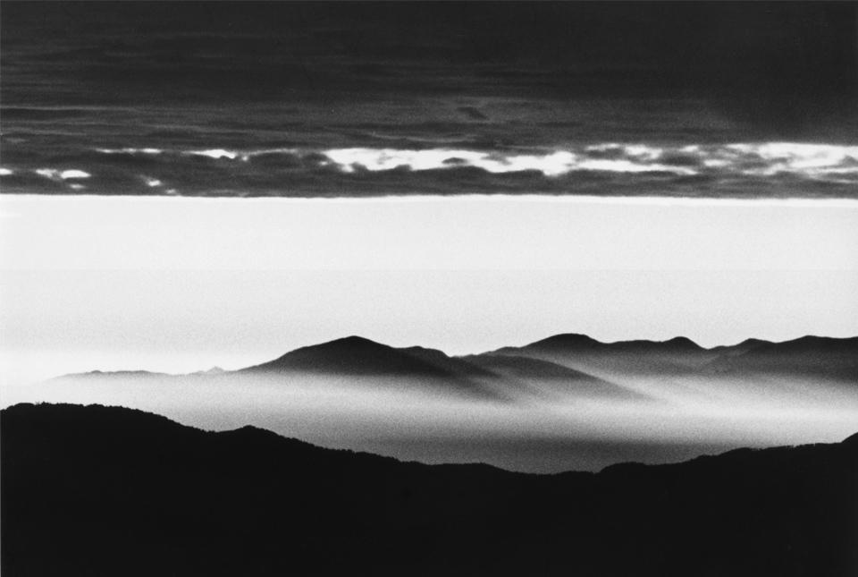 黎明の南アルプス 960×645