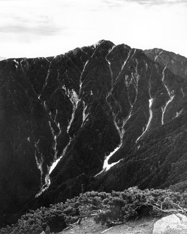 目指すは空木岳 600×750
