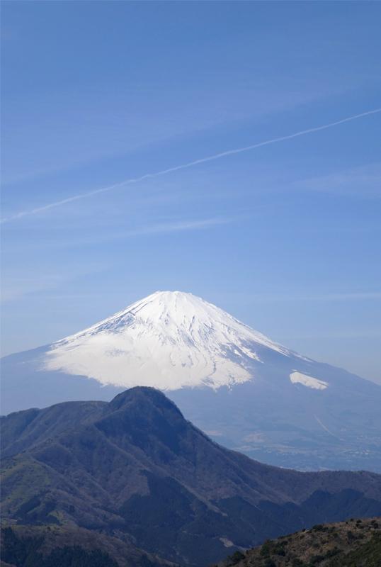 40035 富士山と春の空気感 538×800