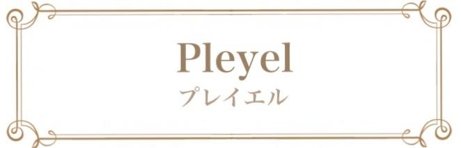 プレイエル pleyel