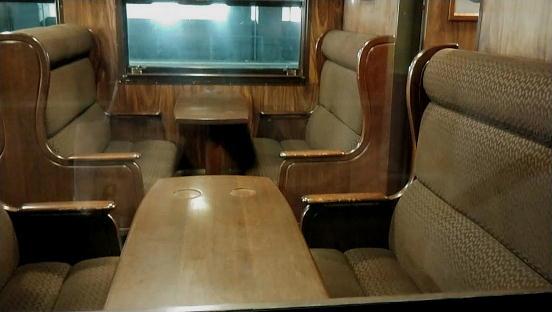 SL人吉客車