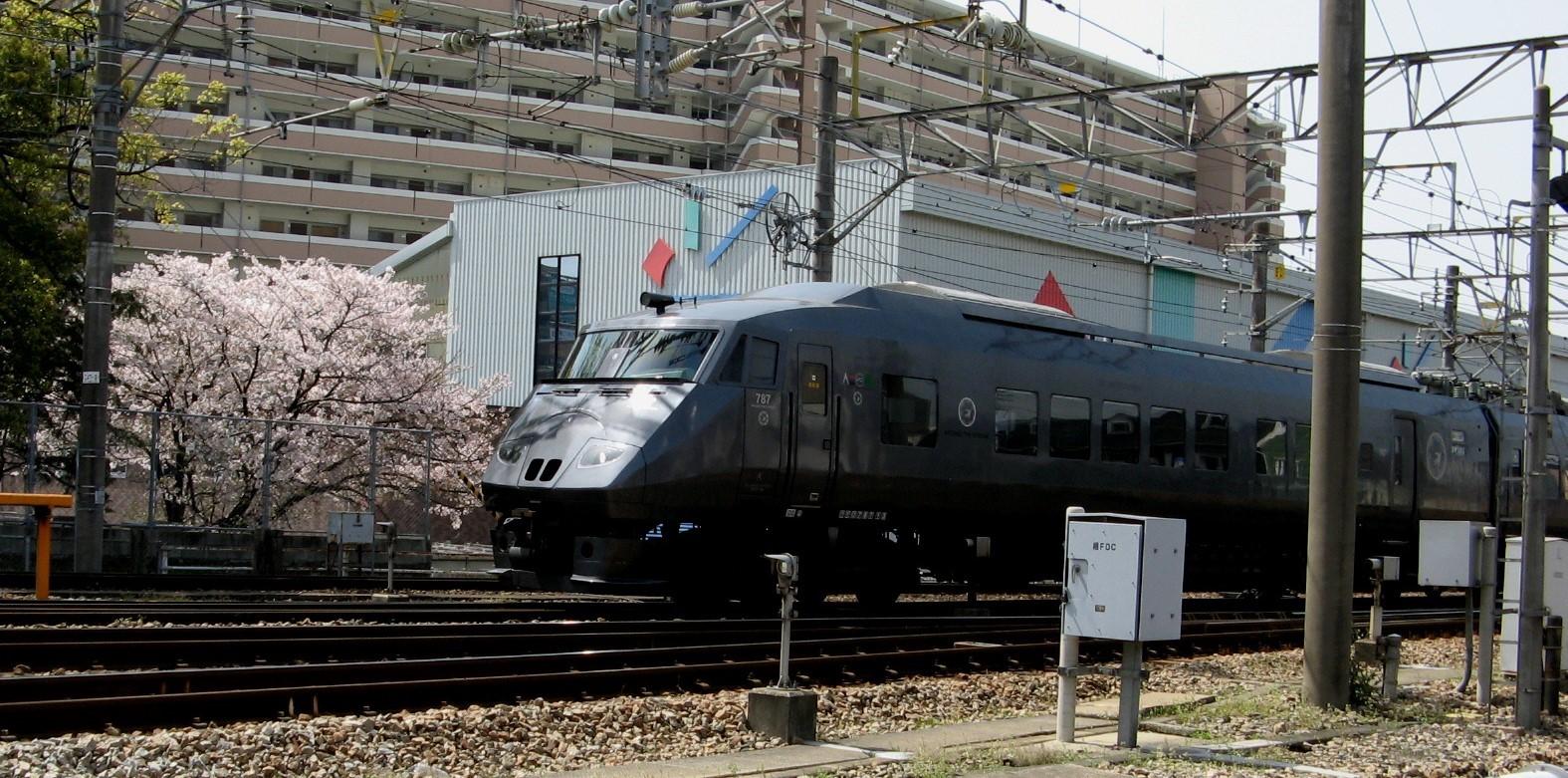 787系南福岡