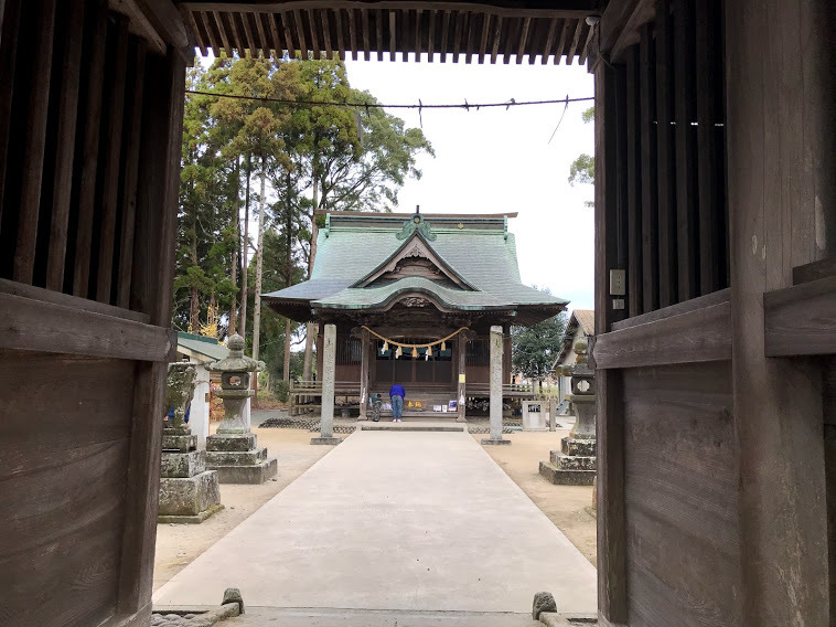 溝口竈門神社