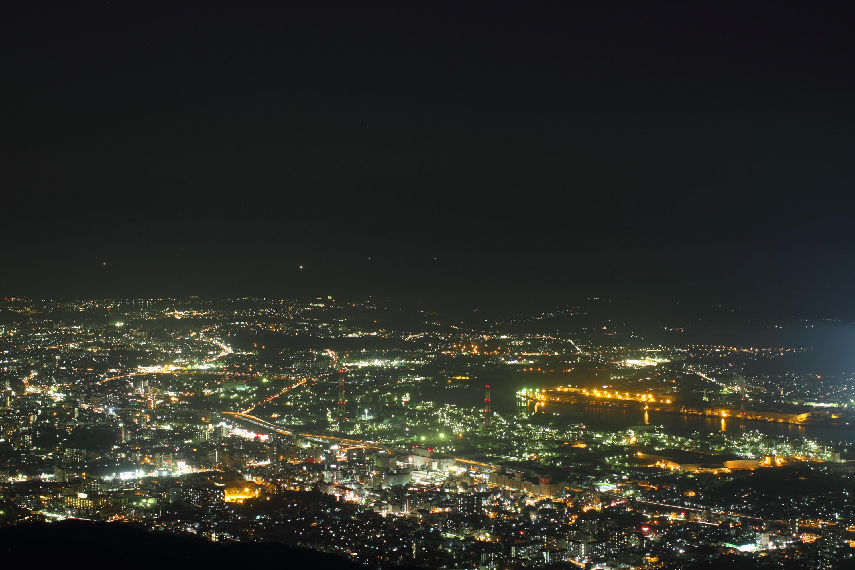 皿倉山ケーブルカー