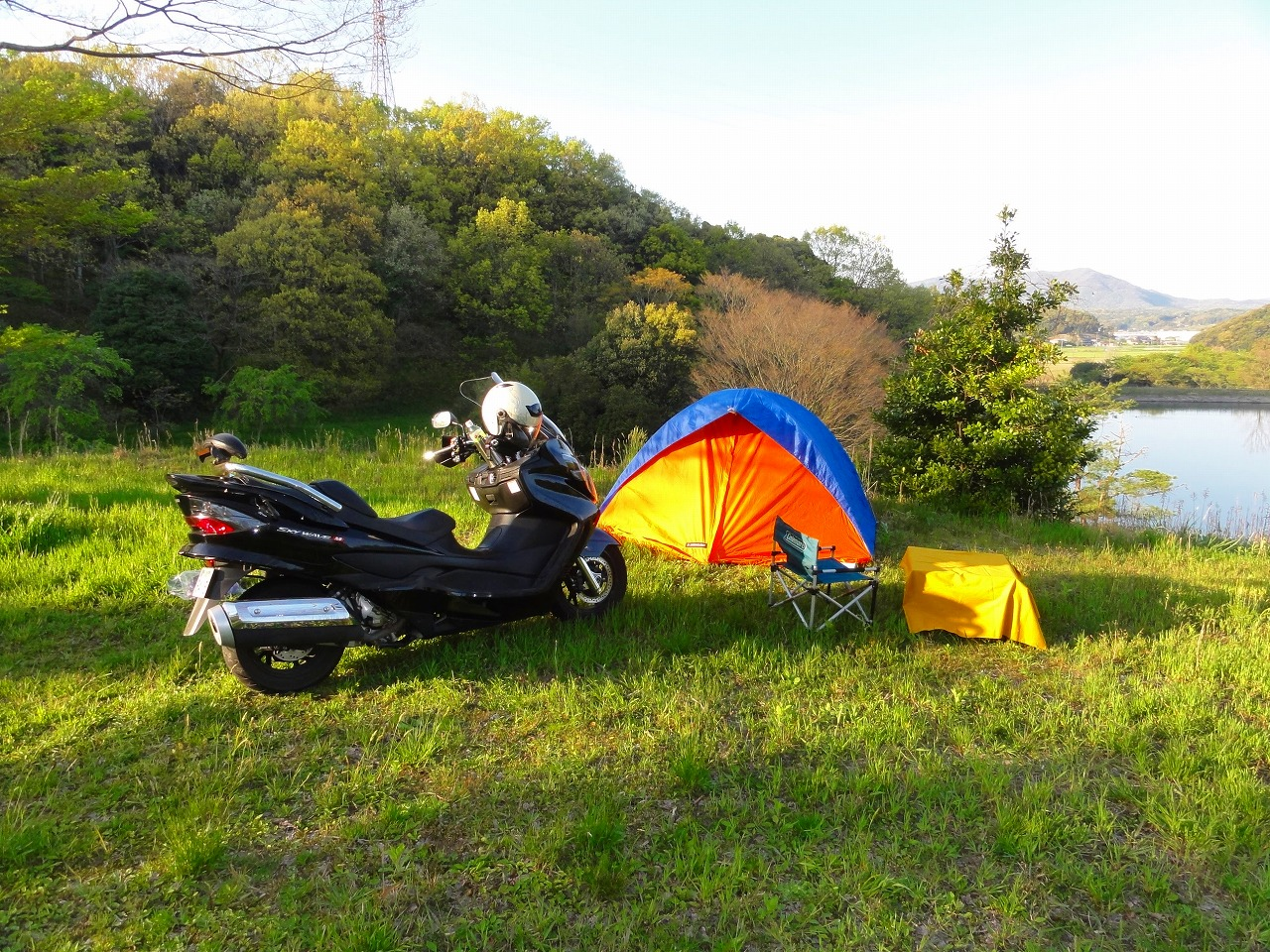 てつのくじら館に行ってきた。(2015・平田森林公園キャンプ場)