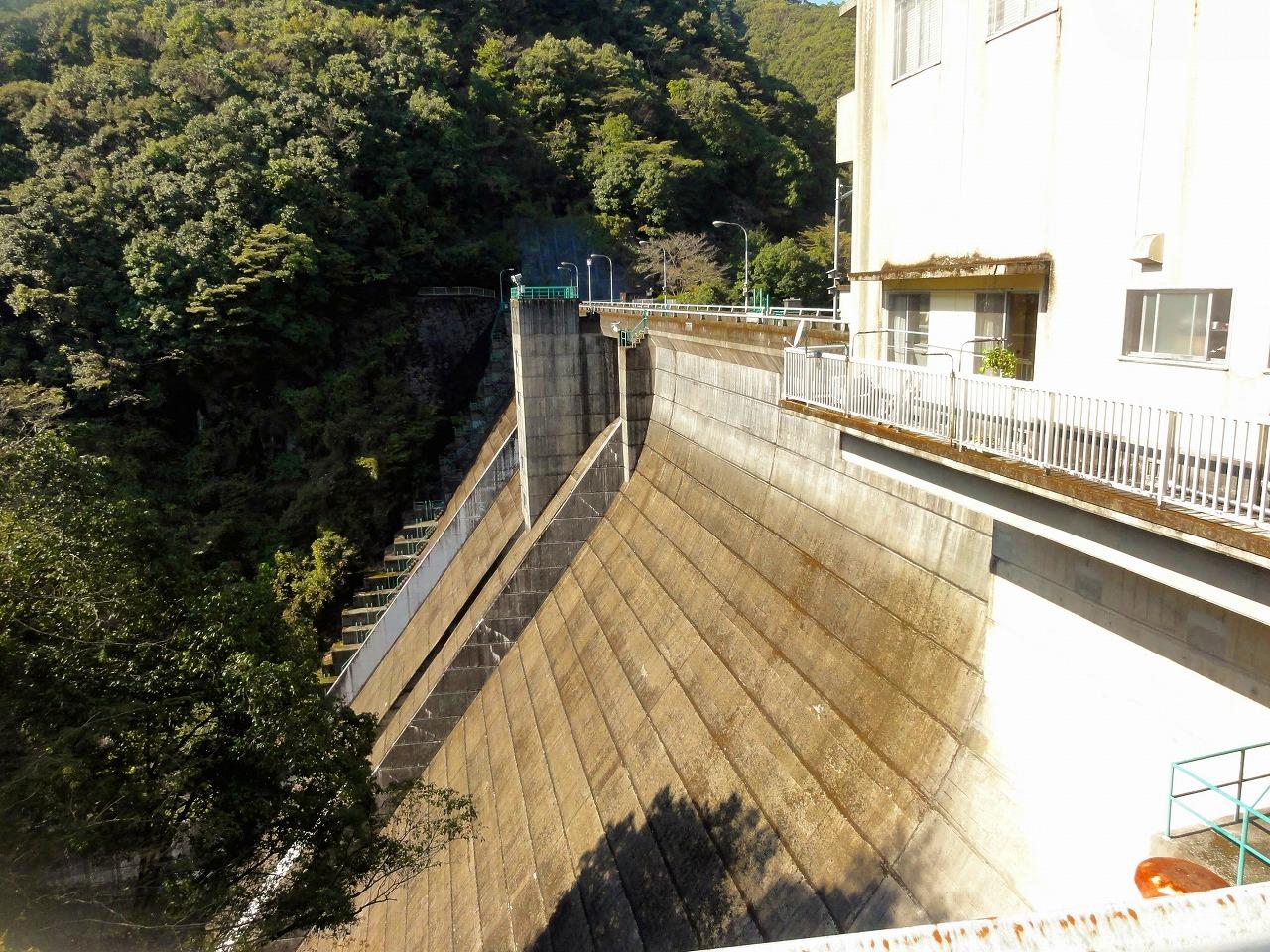 今年最後のキャンプツーリング 2020・長谷ダム