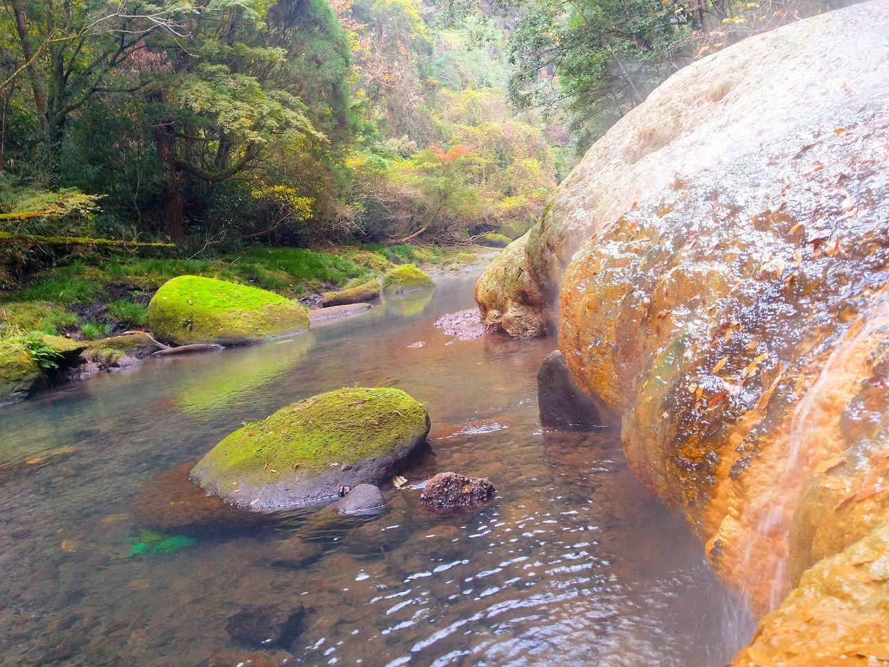 今年最後のキャンプツーリング 2020・塩浸温泉・竹林の湯