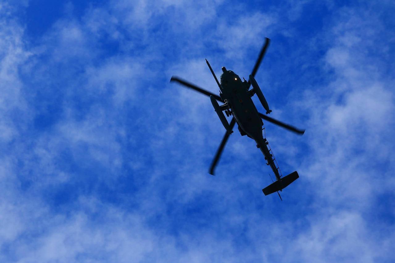 スカイウェイブで浜松行ってきた。2020(UH-60J)