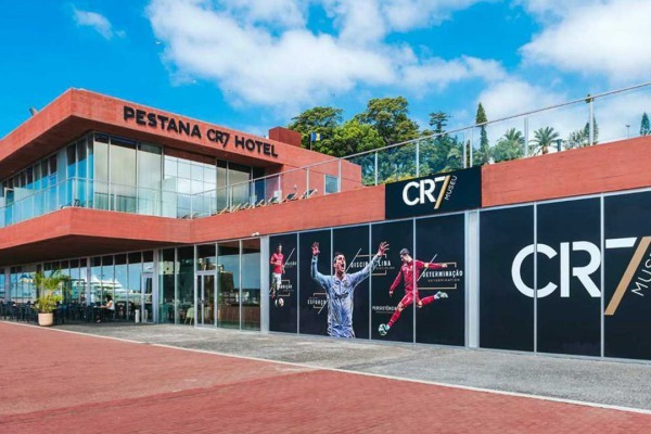 Ronaldo transforms his hotels to treat coronavirus patients