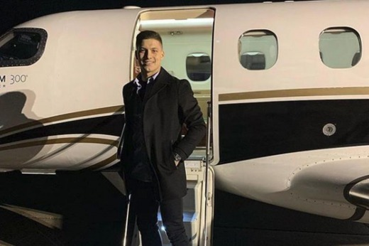 Luka Jovic has been reported by Serbian police He broke his quarantine to travel to Belgrade for his girlfriends birthday