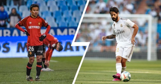 Kubo waxes lyrical about incredible Isco