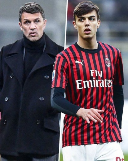 AC Milan have confirmed that Paolo and Daniel Maldini have both tested positive for coronavirus