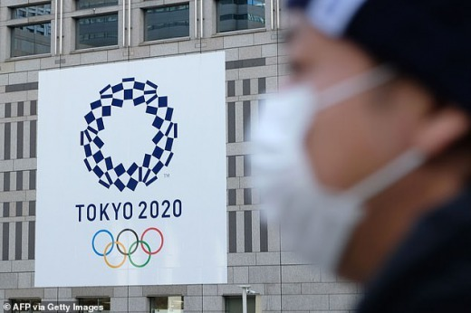 The extent of the coronavirus crisis is to cause the Tokyo Olympics to be delayed by a year