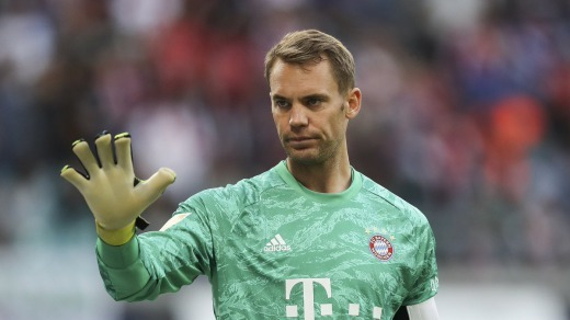 Manuel Neuer on Bayern players helping out their non-playing staff financially
