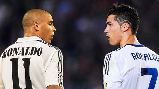 At their prime, which Ronaldo was better