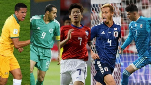 Who is your favourite Asian World Cup star