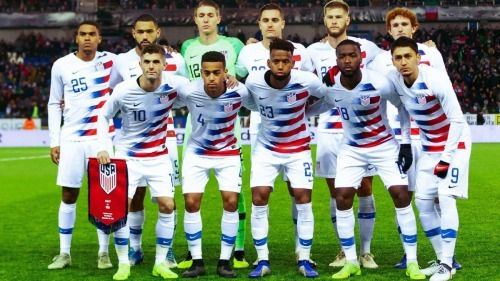 By 2050, the United States is going to win a World Cup