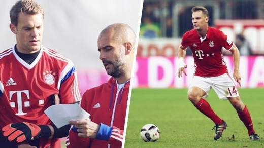 The day Pep Guardiola wanted to make Manuel Neuer play as a midfielder