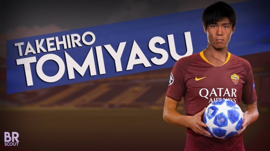Roma are considering a bid for Bologna and Japan international defender Takehiro Tomiyasu