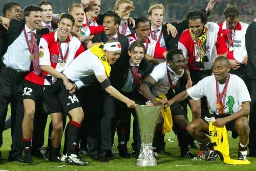 Feyenoord - Dortmund UEFA Cup finale 2002
