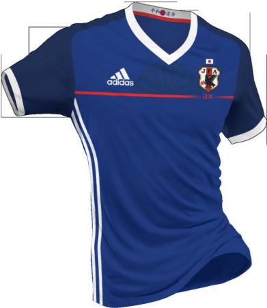 Japan Concept Kits design-sports
