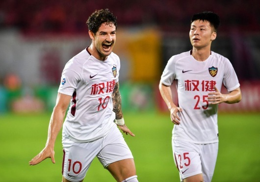 Tianjin Tianhai has been dissolved and will no longer play in the Chinese Super League