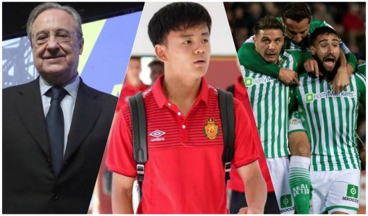 interesting proposal byBetis to Real Madrid ふfor Kubo Takefusa